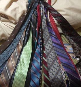 Other - A whole lot of ties!!